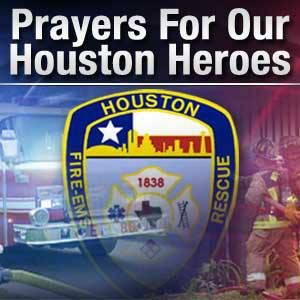 prayers for heroes